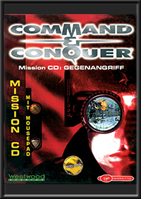 Command & Conquer: Gegenangriff GameBox