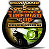 Command & Conquer Mission-CD: Feuersturm Icon