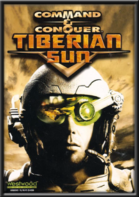 Command & Conquer: Operation Tiberian Sun GameBox