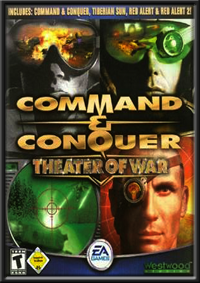 Command & Conquer: Theater of War GameBox