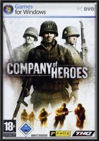 Company of Heroes GameBox