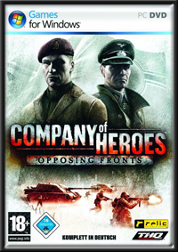 Company of Heroes: Opposing Fronts GameBox
