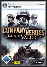 Company of Heroes: Tales of Valor GameBox