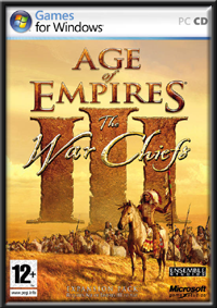 Age of Empires 3: The Warchiefs GameBox