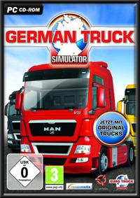 German Truck Simulator GameBox