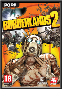 Borderlands 2 GameBox