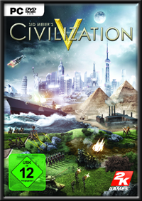 Civilization V GameBox