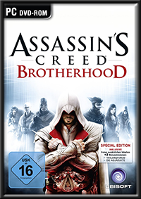 Assassin's Creed : Brotherhood GameBox