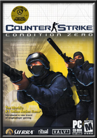 Counter-Strike: Condition Zero GameBox