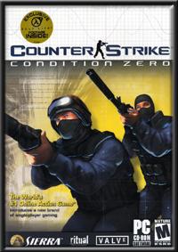 Counter-Strike: Condition Zero GameBox