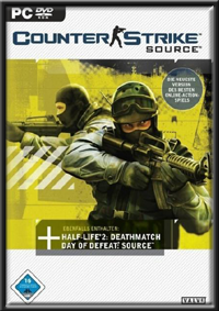 Counter-Strike Source GameBox