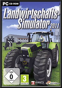 Landwirtschafts-Simulator 2011 GameBox