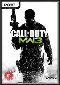 Call of Duty: Modern Warfare 3 GameBox