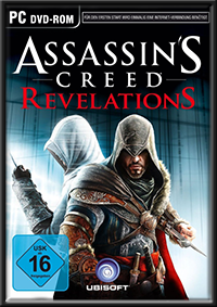 Assassin's Creed: Revelations GameBox