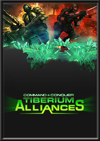 Command & Conquer: Tiberium Alliances GameBox