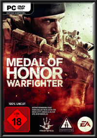 Medal of Honor Warfighter GameBox