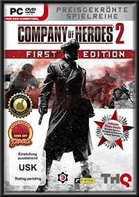 Company of Heroes 2 GameBox