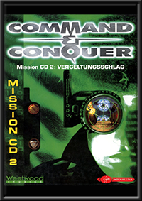 Command & Conquer: Alarmstufe Rot Mission CD 2: Vergeltungsschlag GameBox