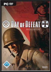 Day of Defeat Source GameBox
