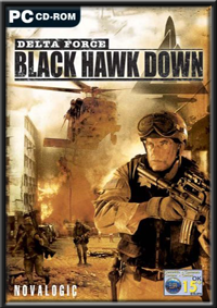Delta Force: Black Hawk Down GameBox