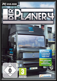 Der Planer 4 GameBox