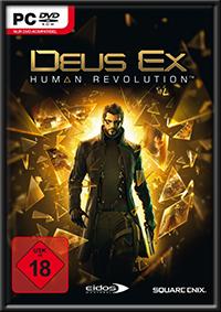 Deus Ex: Human Revolution GameBox