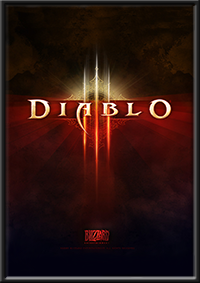 Diablo 3 GameBox