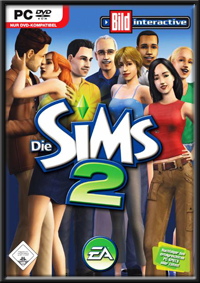Die Sims 2 GameBox