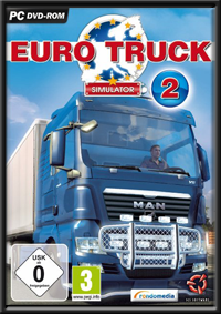Euro Truck Simulator 2 GameBox