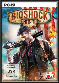 Bioshock Infinite GameBox