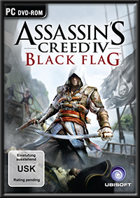 Assassin's Creed 4: Black Flag GameBox