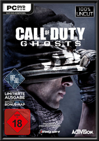 Call of Duty: Ghosts GameBox