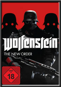Wolfenstein: The New Order GameBox
