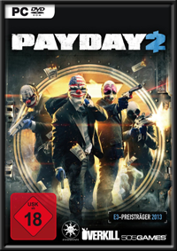 Payday 2 GameBox