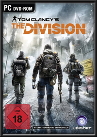 Tom Clancy's The Division GameBox