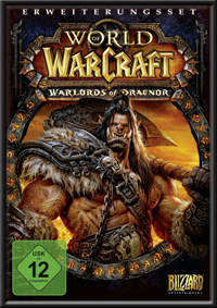 World of Warcraft: Warlords of Draenor GameBox