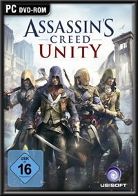 Assassin's Creed Unity GameBox