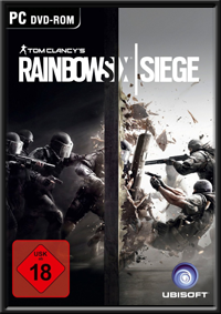 Rainbow Six: Siege GameBox